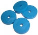 Nylon Tap Washer 19.0mm(3/4'') Flat Blue (10)